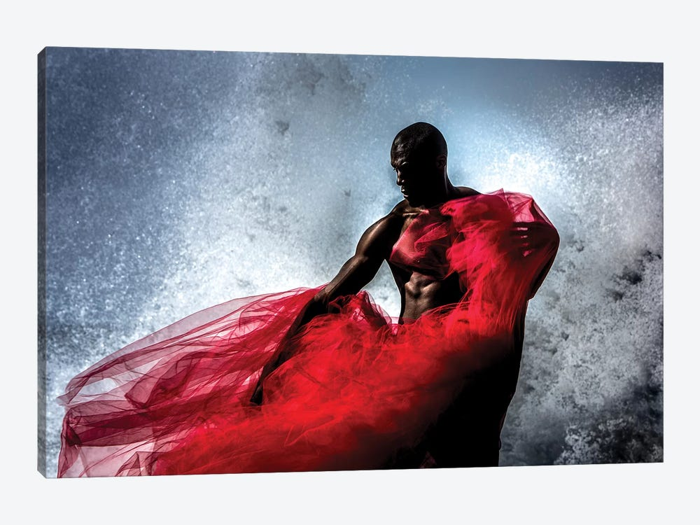 Fire And Water by Peter Müller Photography 1-piece Canvas Wall Art