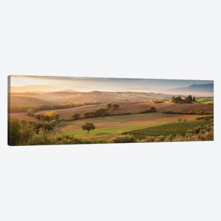 Fairyland At Dawn Canvas Print #OXM3927} by Peter Svoboda Canvas Print
