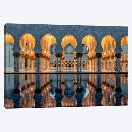 Reflections Canvas Print #OXM392} by Stefan Schilbe Canvas Artwork