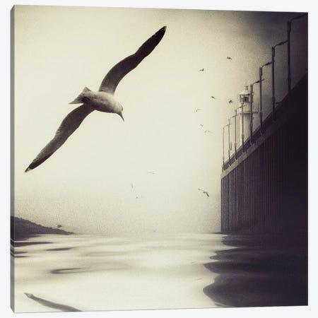 The Tide Canvas Print #OXM3951} by Piet Flour Canvas Print