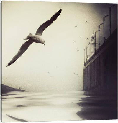 The Tide Canvas Art Print
