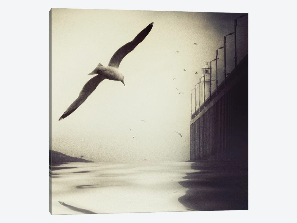 The Tide by Piet Flour 1-piece Canvas Print