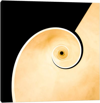 Spiral Monument Canvas Art Print