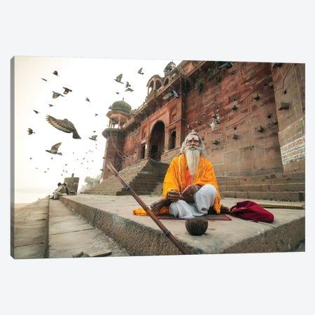 Moksha Canvas Print #OXM3967} by Rakesh J.V Canvas Print