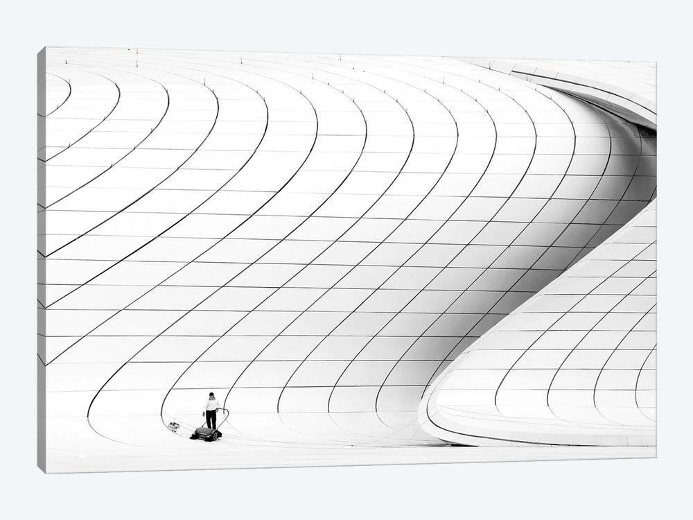 Cleaner by Richard Krchnak 1-piece Canvas Art