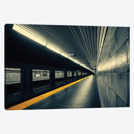 Understanding Lines And Colours Canvas Print #OXM3986} by Roland Shainidze Art Print