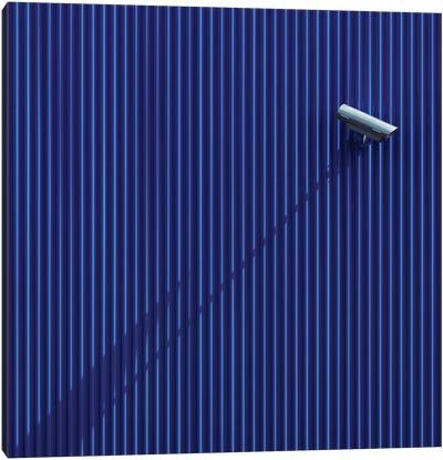 The Blue Eye Canvas Print #OXM39