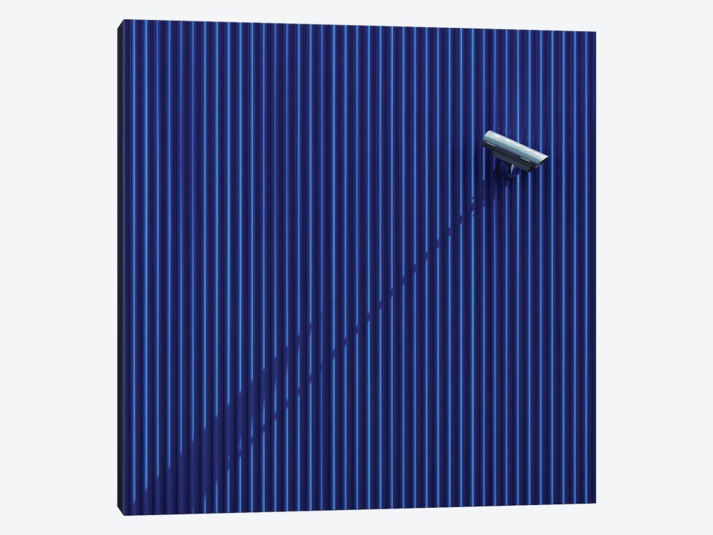 The Blue Eye by Greetje van Son 1-piece Canvas Art