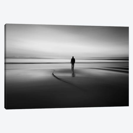 Walking To Nowhere Canvas Print #OXM4012} by Santiago Pascual Buye Canvas Art Print
