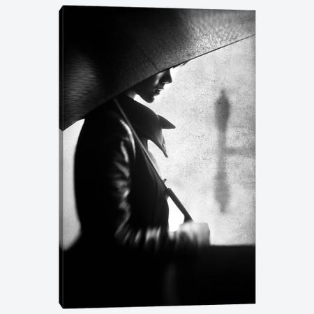 Rain Please Tell Him... Canvas Print #OXM4018} by Sebastian Kisworo Art Print