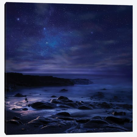 Insomnia Canvas Print #OXM4026} by Sebastien Del Grosso Art Print
