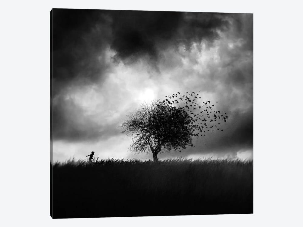Printemps Perdu by Sebastien Del Grosso 1-piece Canvas Print