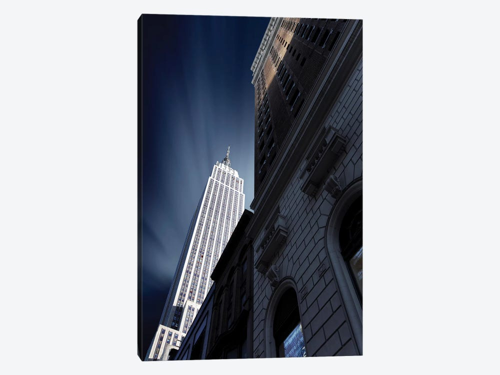 Skyscraper by Sebastien Del Grosso 1-piece Canvas Artwork