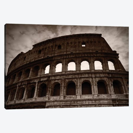 Colosseum Canvas Print #OXM4049} by Stefan Nielsen Canvas Art