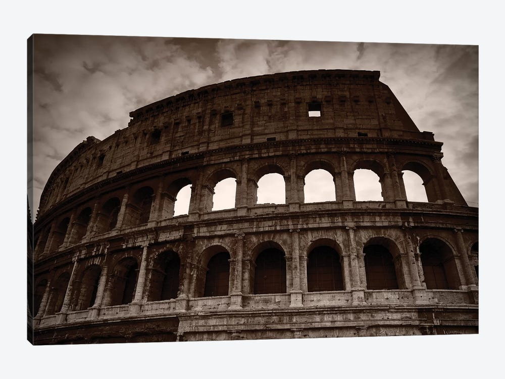 Colosseum 1-piece Canvas Art
