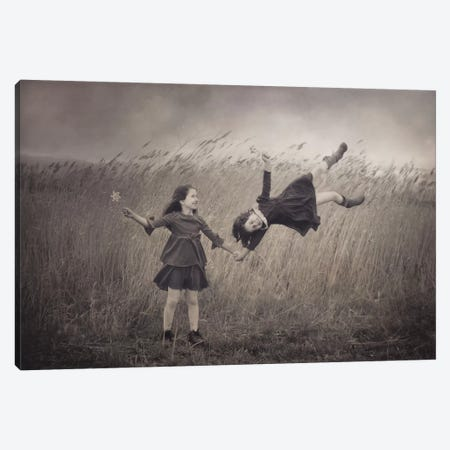 Windy Fairy Tales Canvas Print #OXM4054} by Svetlana Bekyarova Canvas Wall Art