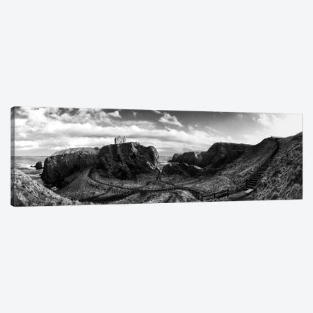 Dunnottar Castle Canvas Print #OXM4061} by Thomas Clemens Canvas Wall Art