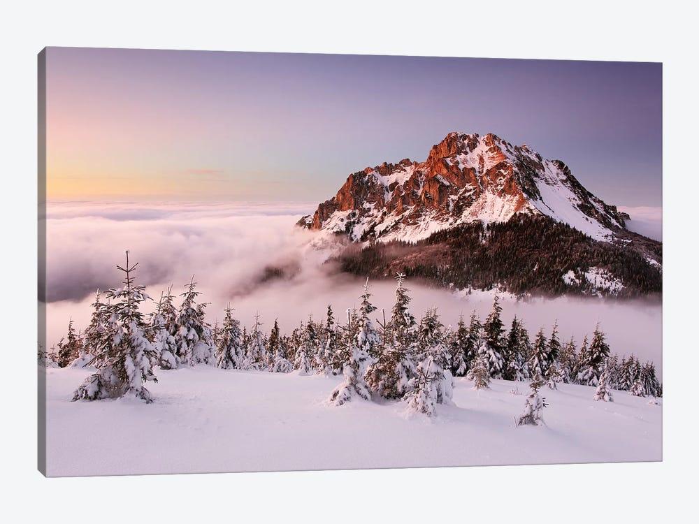 Rozsutec Peak by Tomas Sereda 1-piece Canvas Print