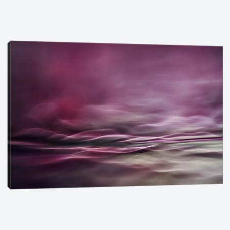 Water Colours Canvas Print #OXM407} by Willy Marthinussen Canvas Art Print
