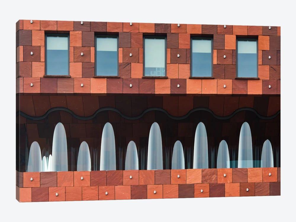 Windows And Mas by Greetje van Son 1-piece Art Print