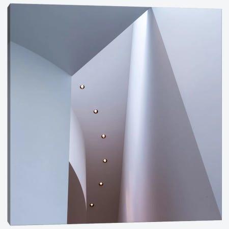 White Structures Canvas Print #OXM410} by Carsten Velten Canvas Art Print