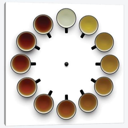 Tea Time Canvas Print #OXM4112} by Wieteke de Kogel Canvas Art