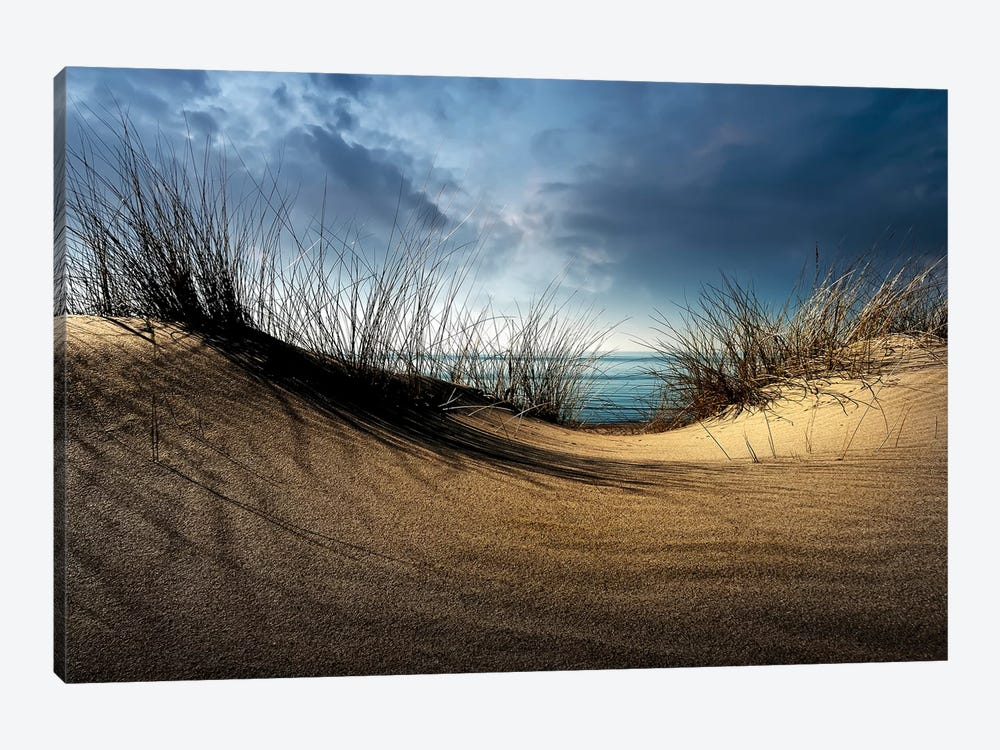 Dunes........... by Wim Schuurmans 1-piece Art Print