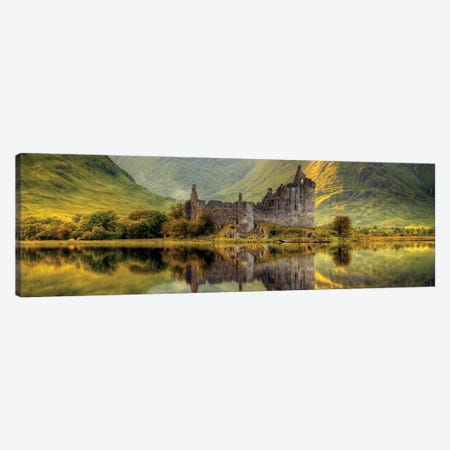 Kilchurn Canvas Print #OXM4119} by Wojciech Kruczynski Canvas Art