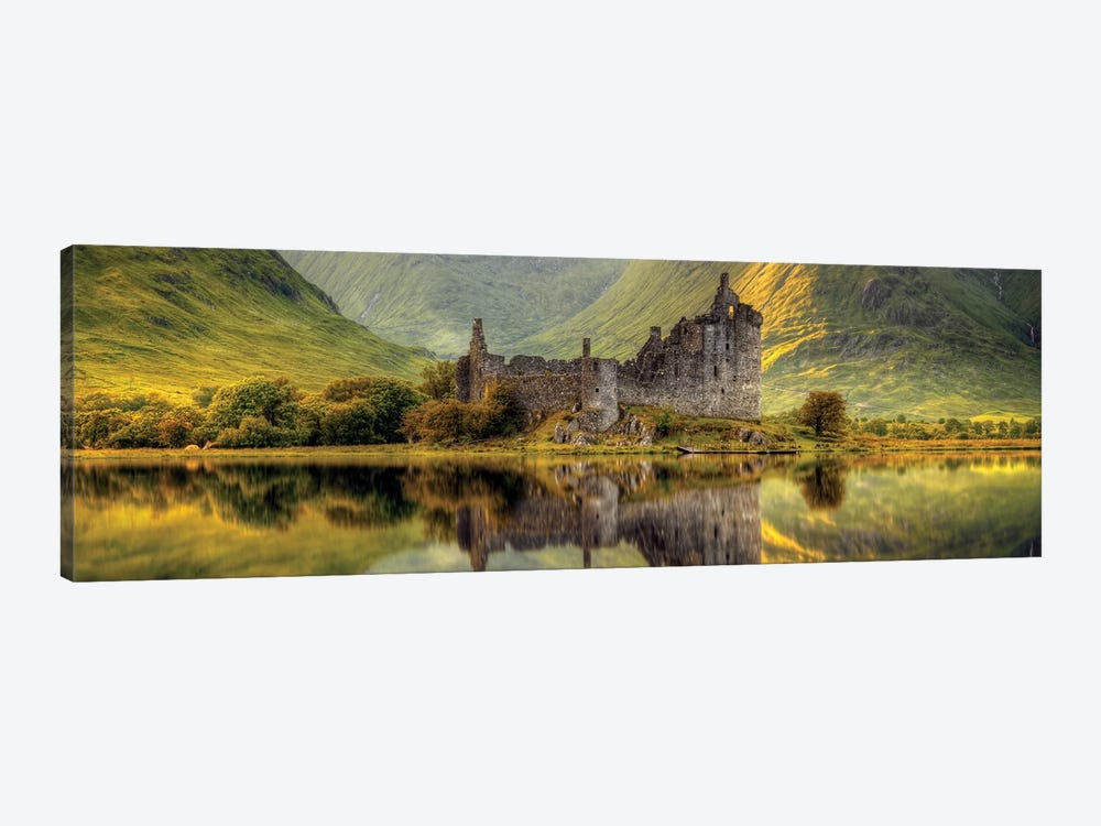 Kilchurn by Wojciech Kruczynski 1-piece Canvas Artwork