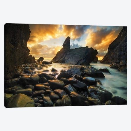 A Place Of Solitude 3-Piece Canvas #OXM4122} by Yan Zhang Canvas Print