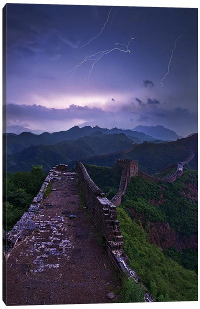 Great Wall Canvas Art Print