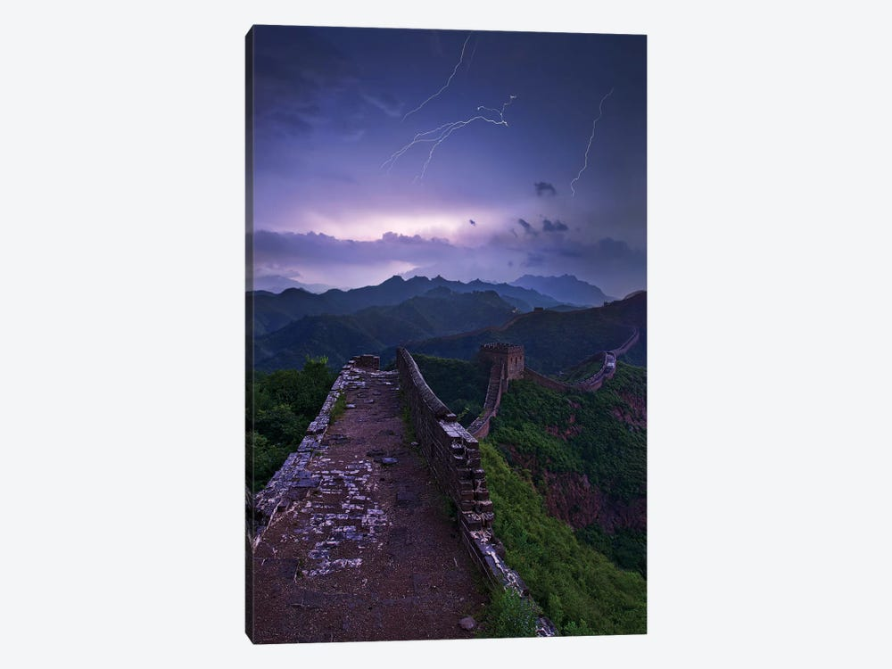 Great Wall by Yan Zhang 1-piece Canvas Print
