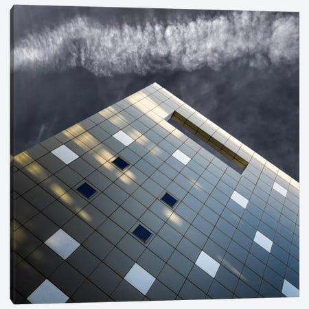 Patches Of Light Canvas Print #OXM413} by Harry Verschelden Art Print