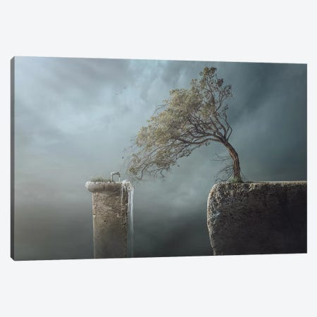 Drink Water Canvas Print #OXM4151} by Sulaiman Almawash Canvas Wall Art