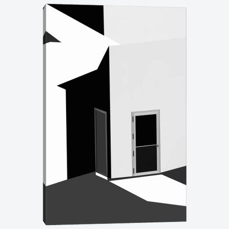 Closed Doors Canvas Print #OXM418} by Olavo Azevedo Canvas Print