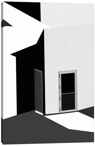 Closed Doors Canvas Print #OXM418