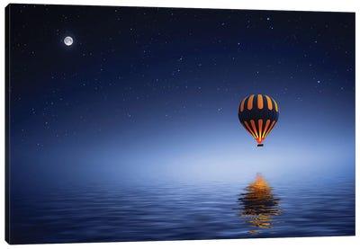 Air Balloon Canvas Art Print