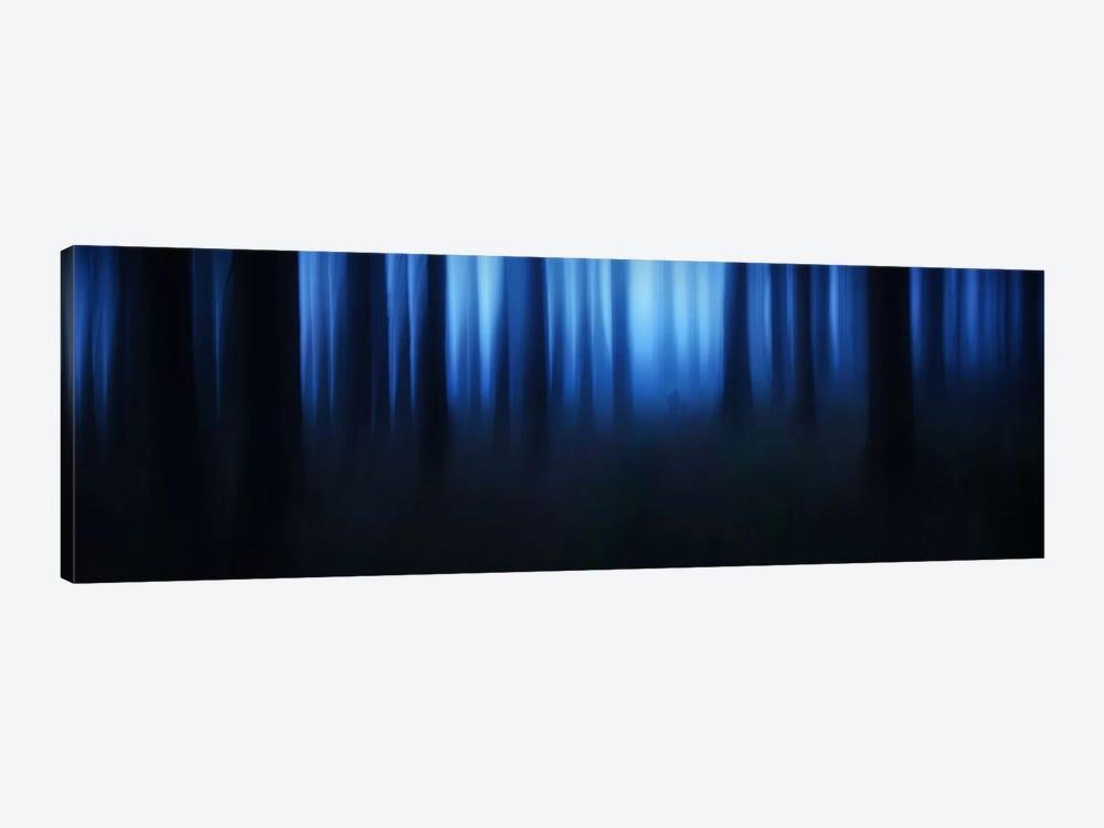 Blue Hour by Burger Jochen 1-piece Canvas Artwork