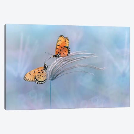 Romantic Moment Canvas Print #OXM4247} by Edy Pamungkas Art Print