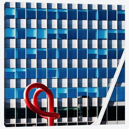 Beam Canvas Print #OXM425} by Henk van Maastricht Art Print