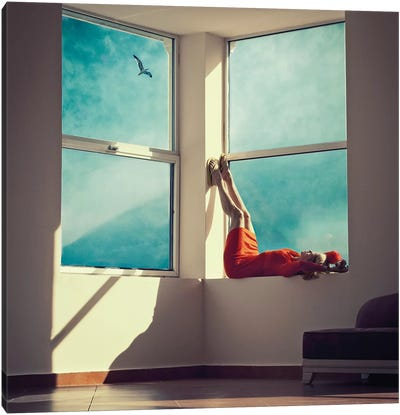 Room With A View Canvas Art Print