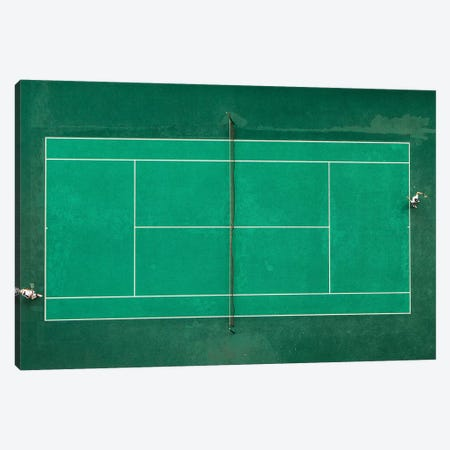 Game! Set! Match! Canvas Print #OXM4319} by Fegari Canvas Art