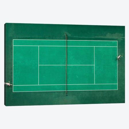 Game! Set! Match! Canvas Print #OXM4319} by Fegari Canvas Art