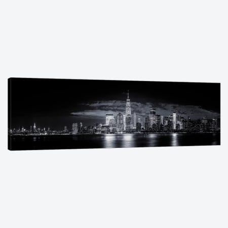 Gotham Canvas Print #OXM4347} by Jackson Carvalho Canvas Artwork