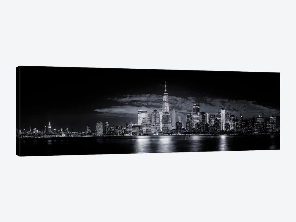 Gotham by Jackson Carvalho 1-piece Canvas Wall Art