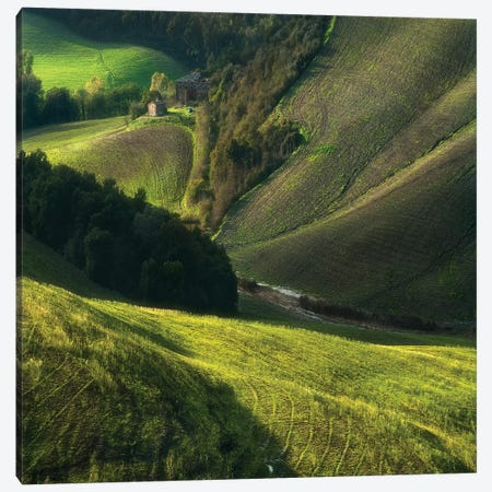 Crete Senses Tuscany Canvas Print #OXM4353} by Jarek Pawlak Canvas Art