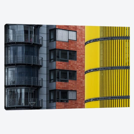 Opposite Attraction II Canvas Print #OXM435} by Benjamin Brosdau Canvas Art