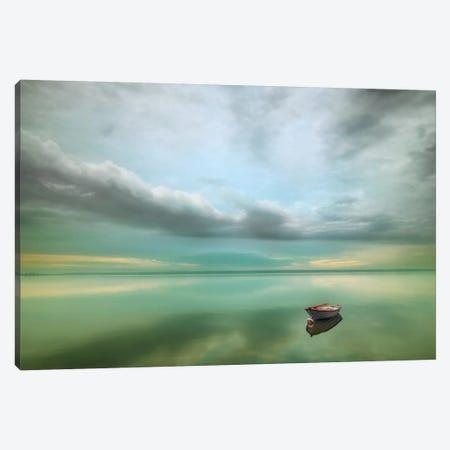 Boat I Canvas Print #OXM4368} by Krzysztof Browko Canvas Art Print