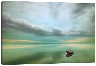 Boat I Canvas Art Print