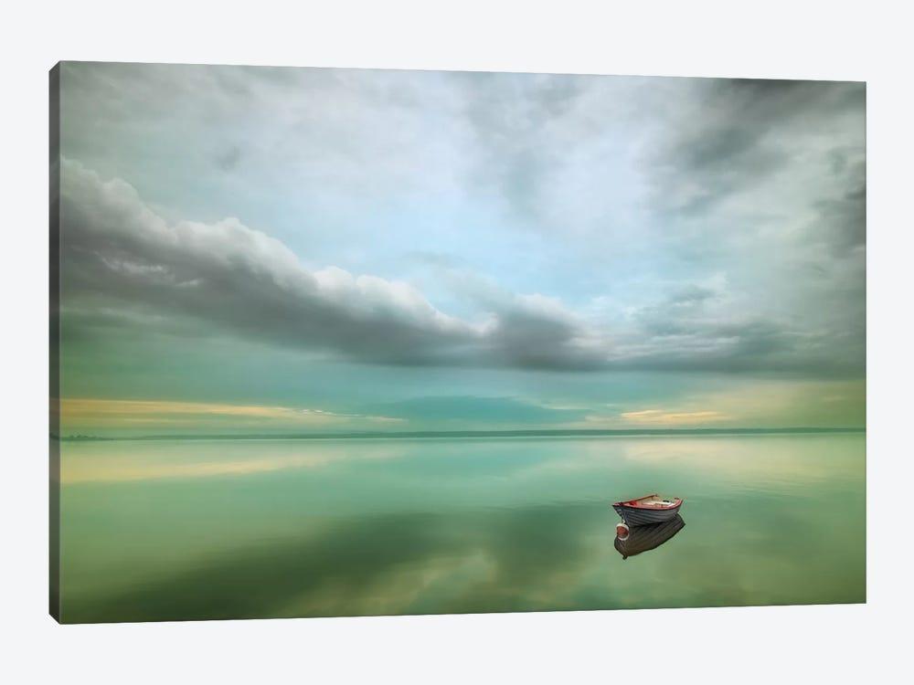 Boat I by Krzysztof Browko 1-piece Art Print
